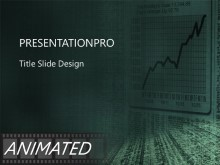 PowerPoint Templates - Animated Chart Up