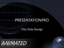 Download blue blurr Animated PowerPoint Template and other software plugins for Microsoft PowerPoint