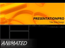 Download healthy Animated PowerPoint Template and other software plugins for Microsoft PowerPoint