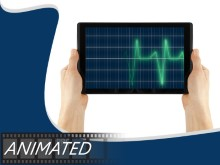 Animated Medical Sd PPT PowerPoint Template Background