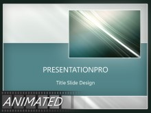 Animated Rising Swish Border Light PPT PowerPoint Animated Template Background