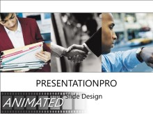 Download business19 Animated PowerPoint Template and other software plugins for Microsoft PowerPoint