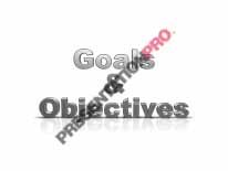 Download goals objectivess PowerPoint Graphic and other software plugins for Microsoft PowerPoint