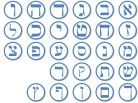 Hebrew Ovals PPT PowerPoint Image Picture