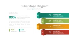 PowerPoint Infographic - 010 Cube Diagram