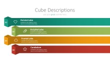 PowerPoint Infographic - 011 Cube Diagram