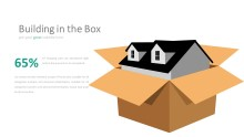 PowerPoint Infographic - 025 Building Box