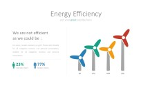 PowerPoint Infographic - 049 Green Energy