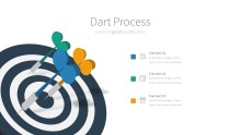 PowerPoint Infographic - 001 Dart Process