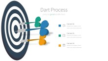PowerPoint Infographic - 002 Dart Process