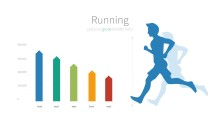 PowerPoint Infographic - 016 Running