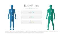 PowerPoint Infographic - 021 Body Fitness