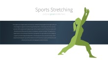 PowerPoint Infographic - 025 Stretching