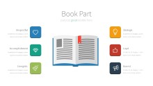 PowerPoint Infographic - 062 Book