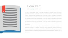 PowerPoint Infographic - 063 Book