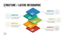 PowerPoint Infographic - 006 - Structure Layers
