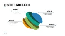 PowerPoint Infographic - 018 - Sphere Slices