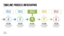 PowerPoint Infographic - 047 - Timeline Process