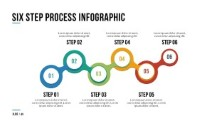 PowerPoint Infographic - 049 - 6 Step Process