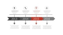 PowerPoint Infographic - 050 - Timeline