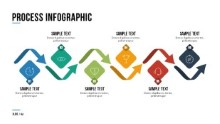 PowerPoint Infographic - 064 - Process