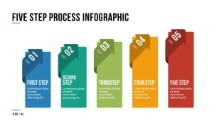 PowerPoint Infographic - 080 - Process Squares
