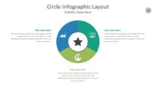 PowerPoint Infographic - Circle 018
