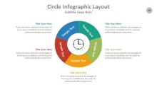 PowerPoint Infographic - Circle 020