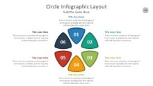 PowerPoint Infographic - Circle 022