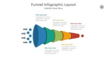 PowerPoint Infographic - Funnel 063