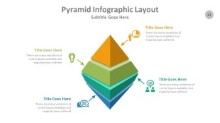 PowerPoint Infographic - Pyramid 031