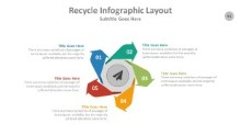 PowerPoint Infographic - Recycle 091