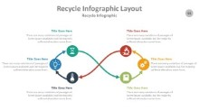 PowerPoint Infographic - Recycle 093