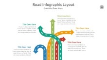 PowerPoint Infographic - Road 028