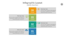 PowerPoint Infographic - Tabs 039