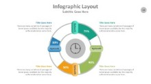 PowerPoint Infographic - Time 013