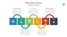 PowerPoint Infographic - Timeline 070