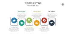 PowerPoint Infographic - Timeline 073