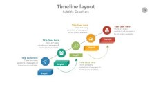 PowerPoint Infographic - Timeline 075