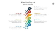 PowerPoint Infographic - Timeline 076
