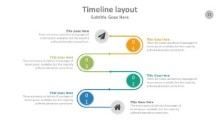 PowerPoint Infographic - Timeline 077