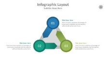 PowerPoint Infographic - Triangle 025