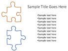 Puzzle Solution PPT PowerPoint presentation slide layout