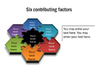 Puzzle Diagram 13 PPT PowerPoint presentation Diagram