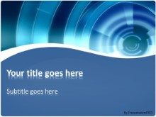 Abstract 0097 PPT PowerPoint Template Background
