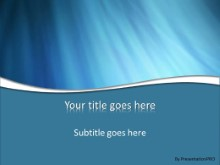 ABSTRACT 0028 PPT PowerPoint Template Background