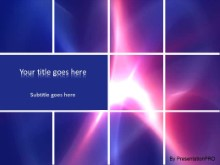 Abstract 0015 PPT PowerPoint Template Background