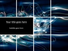 Abstract 0365 PPT PowerPoint Template Background