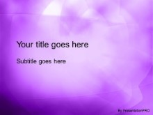 Download ghosted purple PowerPoint Template and other software plugins for Microsoft PowerPoint