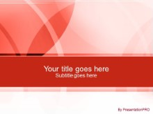 Download leaves red PowerPoint Template and other software plugins for Microsoft PowerPoint